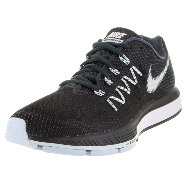 Nike Women's Air Zoom Vomero 10 Classic Charcl/White/Black Running Shoe