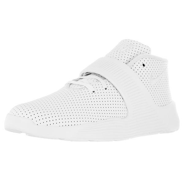 Nike Men's Ultra Xt White/White/Metallic Silver Training Shoe 19853464
