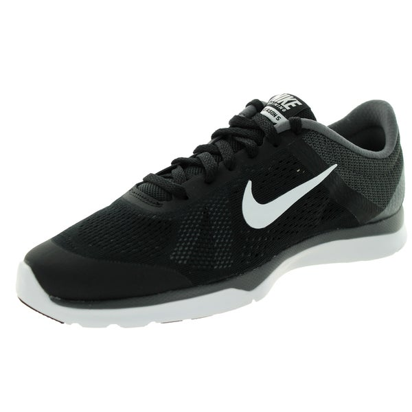Nike Women's In-Season Tr 5 Black/White/Dark Grey/Anthrct Training Shoe