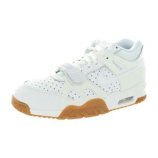 Nike Men's Air Trainer 3 White/White/White/Gm Lght Brown Training Shoe