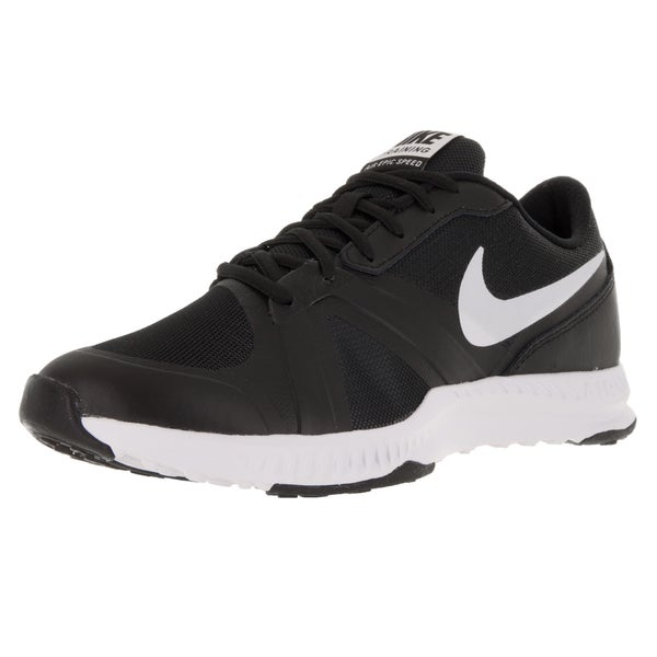 Nike Men's Air Epic Speed Tr Black/White/Dark Grey Training Shoe