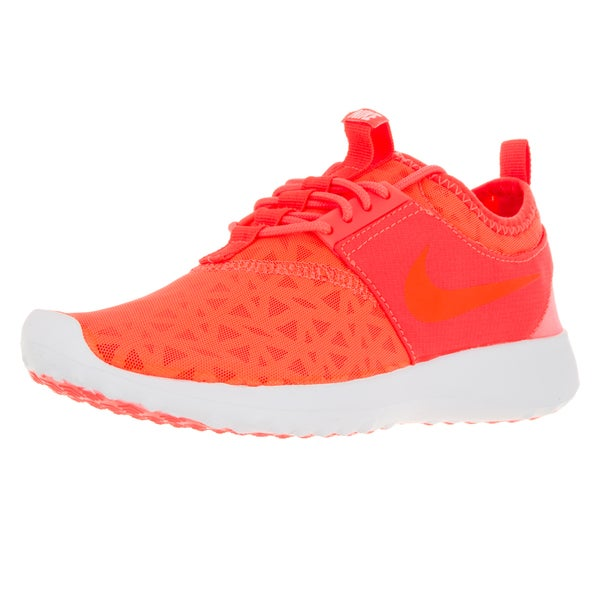 Nike Women's Juvenate Total Crimson/Total Crimson/White Running Shoe