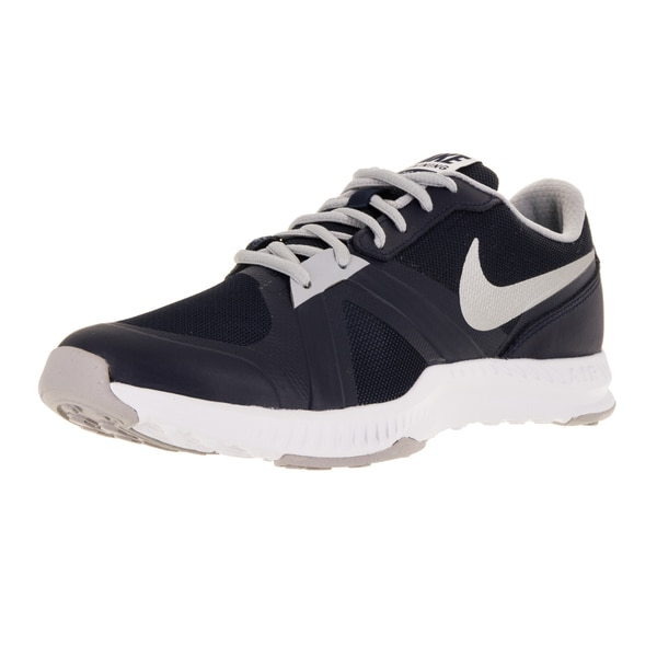 Nike Men's Air Epic Speed Tr Obsidian/Mlc Slver/Wlf /Ocn F Training Shoe