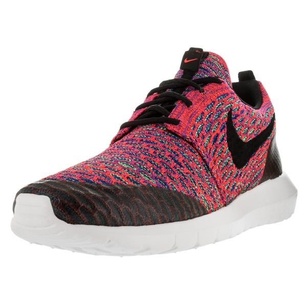 Nike Men's Roshe Nm Flyknit Se Brgh/Black/G Strk/Gm Ry Running Shoe