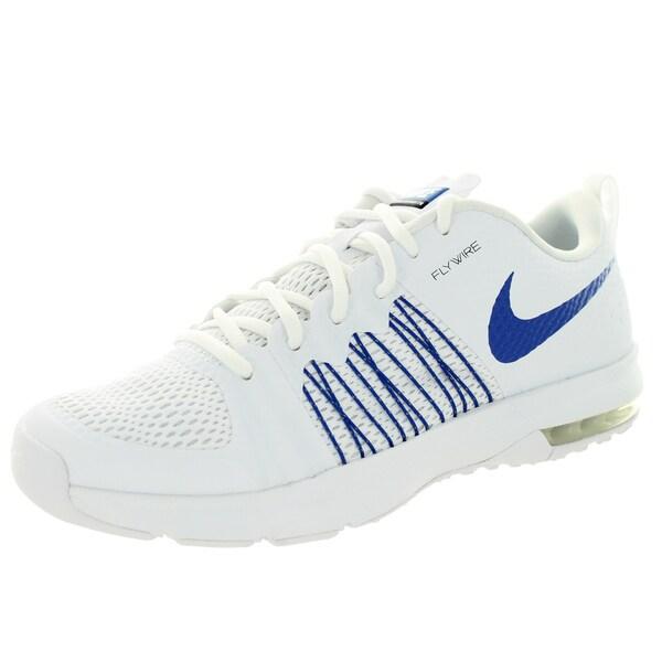 Nike Men's Air Max Effort Tr White/Game Royal/Black Training Shoe