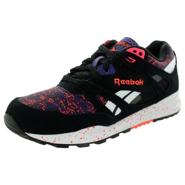 Reebok Women's Ventilator Cg Classics Black/Sprt Vitmn C/White Classics Shoe