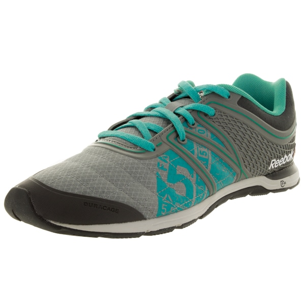 Reebok Women's One Spd Freese Tr Flatgrey/Steel/Gravel Training Shoe