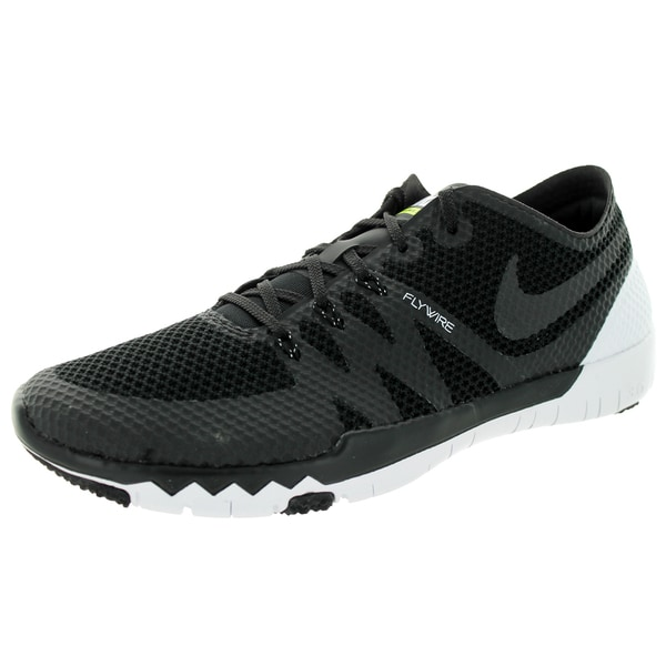 Nike Men's Free Trainer 3.0 V3 Black/Black/White Training Shoe
