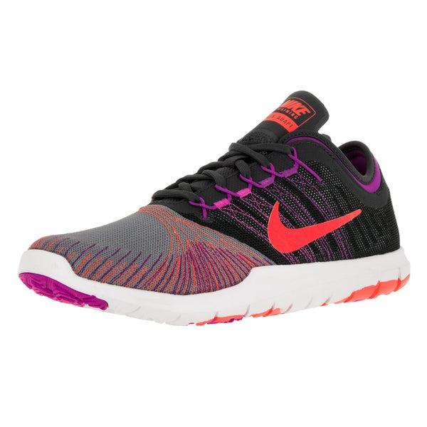 Nike Women's Flex Adapt Tr Cool /T Crimson/Anthracite/ Training Shoe