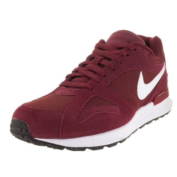 Nike Men's Air Pegasus New Racer Team Red/White/White Running Shoe