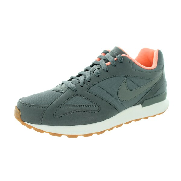 Nike Men's Air Pegasus New Racer Tmbld Grey/Tmbld /Snst Glw Running Shoe