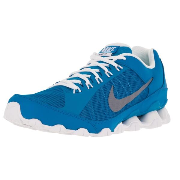 Nike Men's Reax 9 Tr Mesh Photo Blue/Cool Grey/White Training Shoe 19855969