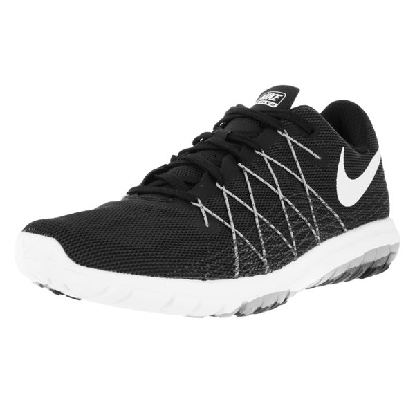 Nike Women's Flex Fury 2 Black/White/Wolf Grey/Dark Grey Running Shoe