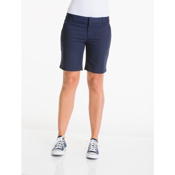 Lee Juniors' Navy Basic Short