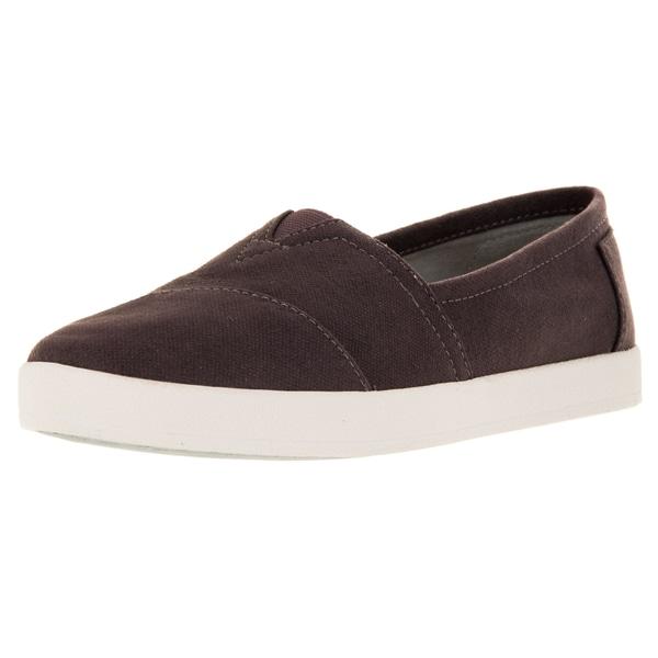 Toms Women's Avalon Sneaker Mauve Coated Casual Shoe