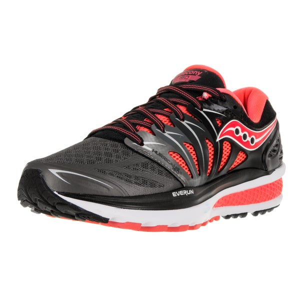 Saucony Women's Hurricane Iso 2 Black Running Shoe