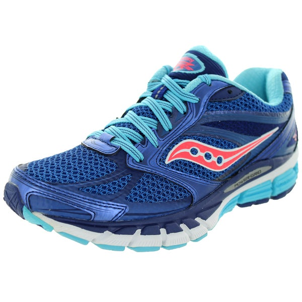 Saucony Women's Guide 8 Blue/Navy Running Shoe