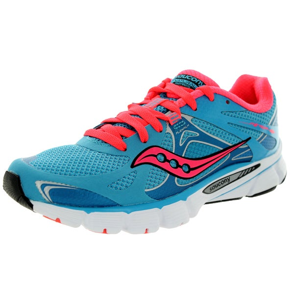 Saucony Women's Mirage 4 Blue Running Shoe