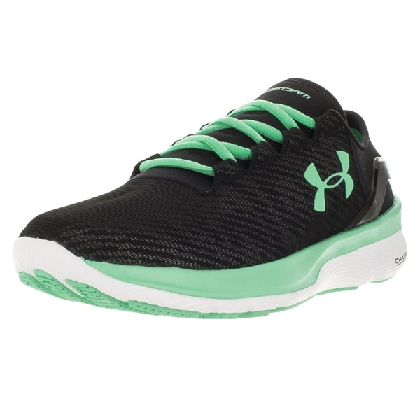 Under Armour Women's Speedform Apollo 2 Rf Black/White Running Shoe