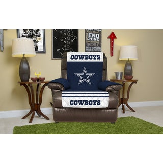 Dallas Cowboys Licensed NFLRecliner Protector