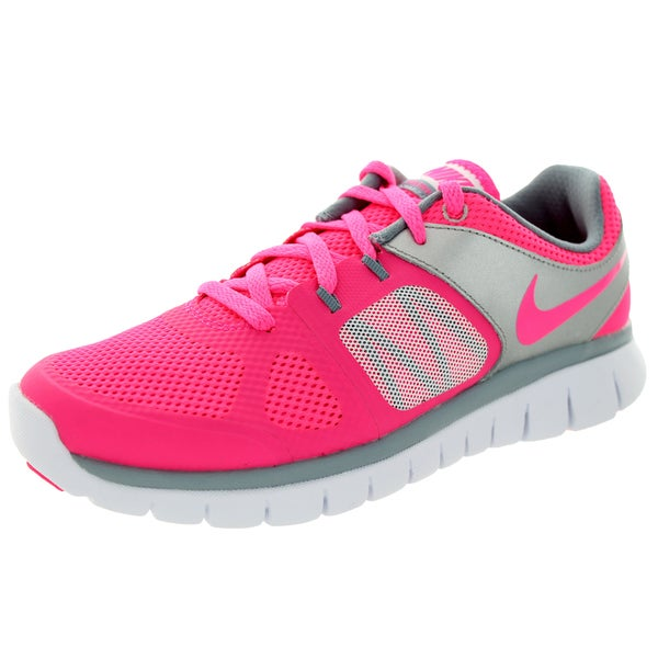 Nike Kids Flex 2014 (Gs) Hyper Pink/Pink/Magenta /M Running Shoe
