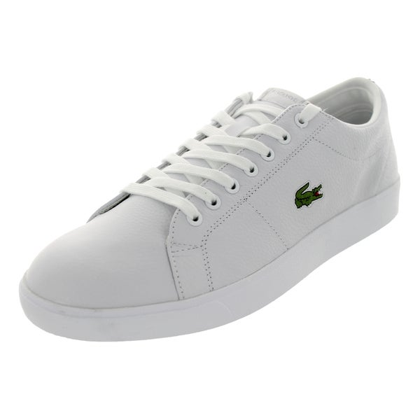 Lacoste Men's Marcel Cup At Spm White/Black Casual Shoe