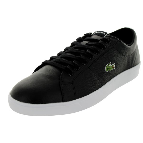 Lacoste Men's Marcel Cup At Spm Black/White Casual Shoe