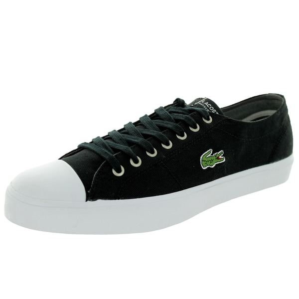Lacoste Men's Marcel Chunky Tc Cts Black/Black/White Casual Shoe