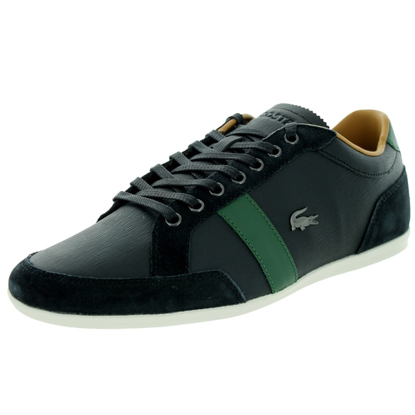 Lacoste Men's Alisos 20 Srm Black Casual Shoe