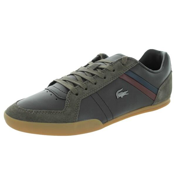 Lacoste Men's Figuera 3 Srm Brw Casual Shoe