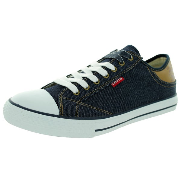 Levi's Men's Stan Buck Denim Indigo Casual Shoe
