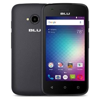 BLU Dash L2 D250U Unlocked GSM Quad-Core Android v6.0 Phone - Black