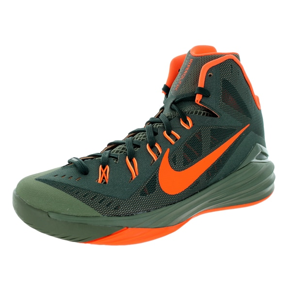Nike Men's Hyperdunk 2014 Dpst G/ Crmsn/I G/Pc Basketball Shoe
