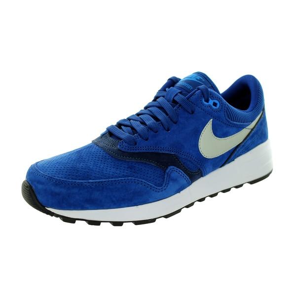 Nike Men's Air Odyssey Ltr Gym Blue/Nght Slvr/Midnight Navy Running Shoe