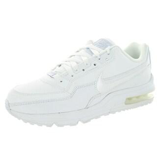 Nike Men's Air Max Ltd 3 White/White/White Running Shoe
