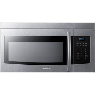 Samsung 1.6-cubic-foot Over-the-Range Microwave Oven