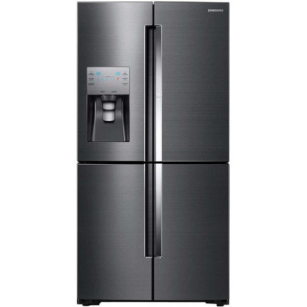 Samsung Stainless Steel 36-Inch 4-Door French Door Refrigerator