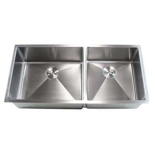 42-inch Stainless Steel Undermount Kitchen Sink