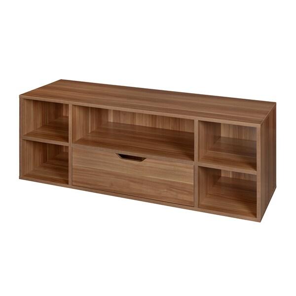 Niche Mod Wood TV Stand