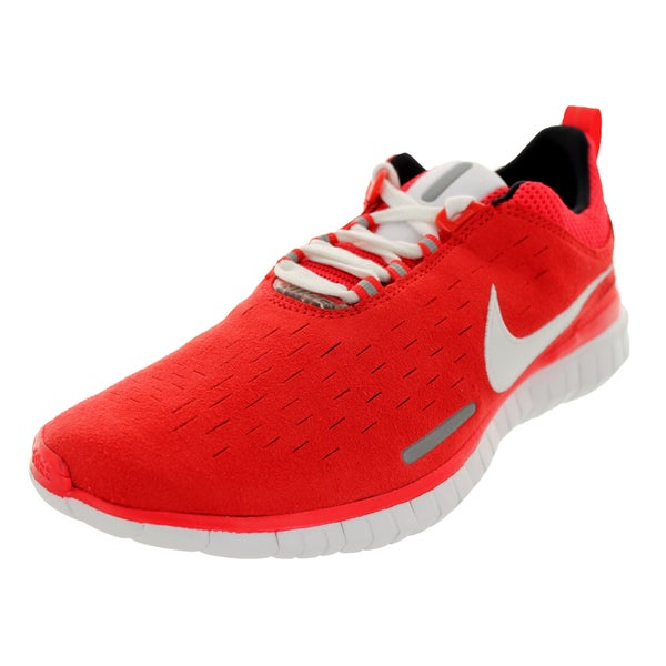 Nike Men's Free Og '14 Lt Crimson/White/Black Running Shoe