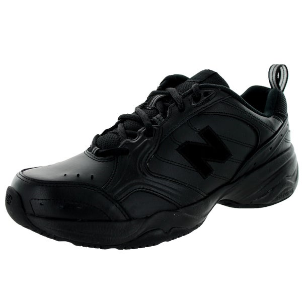 New Balance Men's 624 Black Training Shoe