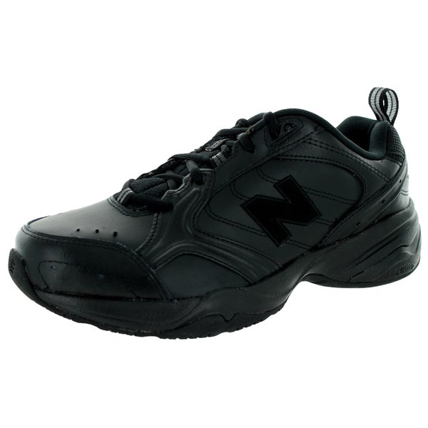 New Balance Men's 624 Wide 2E Black Training Shoe