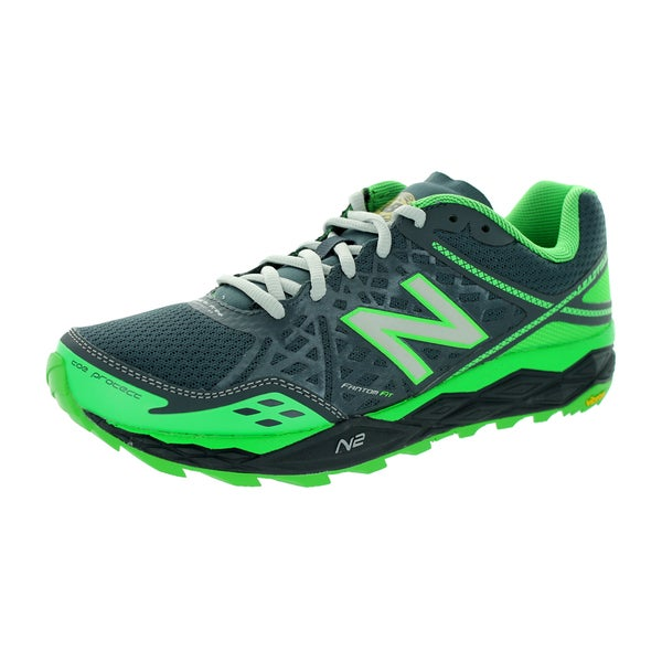 New Balance Men's Leaille 1210V2 Orca With Acidic Green & Concrete Running Shoe