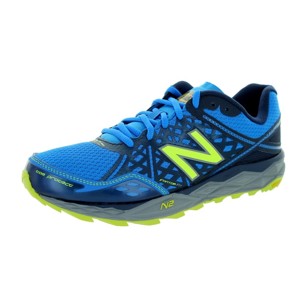 New Balance Men's Leaille 1210V2 Dark Sapphire With Electric Blue & Hi Lite Running Shoe