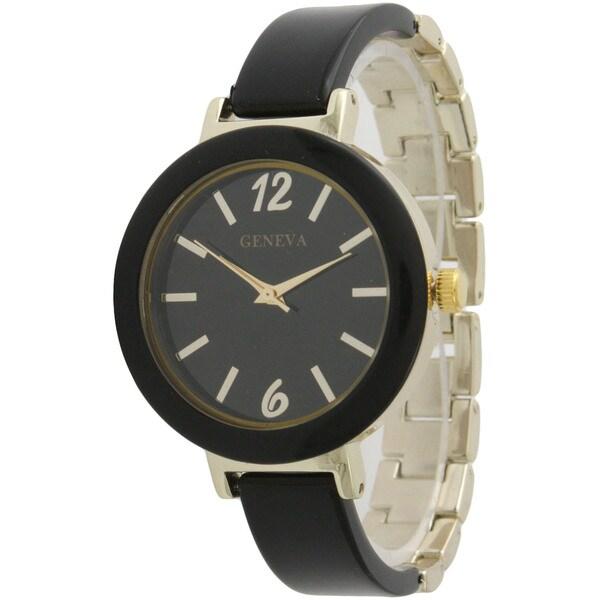 Chic Ceramic Inspired Bracelet Watch 19866986