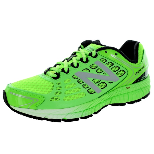 New Balance Men's 1260V4 Green/Black Running Shoe