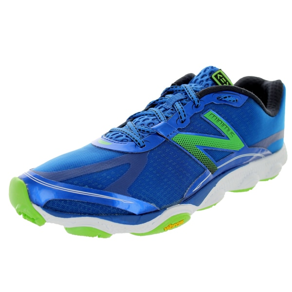 New Balance Men's M1010 Blue/Green Running Shoe