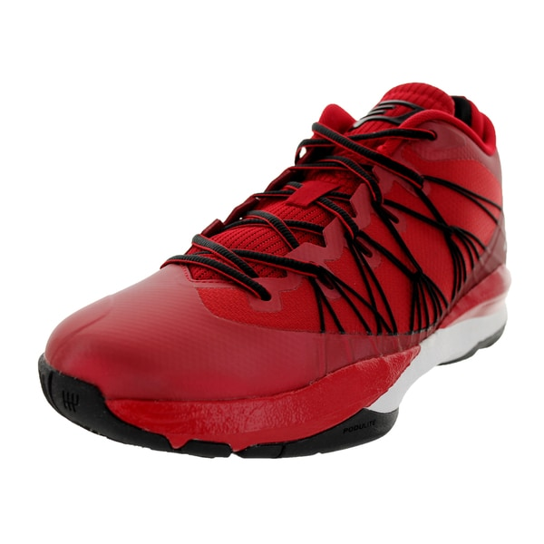 Nike Jordan Men's Jordan Cp3.Vii Ae Gym Red/Black/White Basketball Shoe