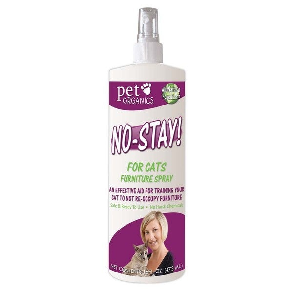 Pet Organics No Stay 16-ounce Furniture Spray for Cats