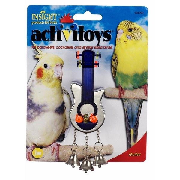 JW Pet Activitoy Guitar Bird Toy 19876799